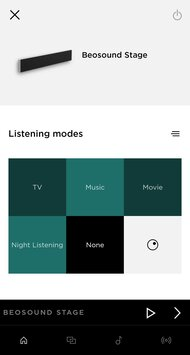 Bang & Olufsen Beosound Stage App image