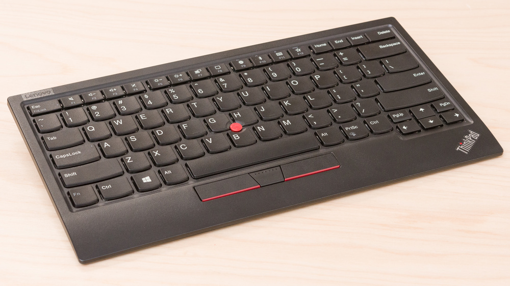 Lenovo ThinkPad TrackPoint Keyboard II Picture