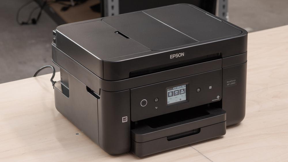 Epson WorkForce WF-2860 Picture