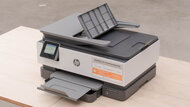 HP OfficeJet Pro 8025e/8035e Build Quality Close Up