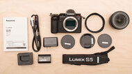 Panasonic Lumix DC-S5 In The Box Picture