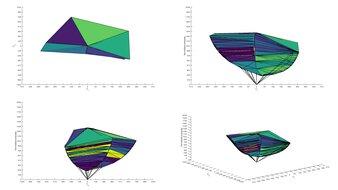 ASUS ROG Strix XG27UQ sRGB Color Volume ITP Picture