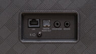 Hisense A6G Rear Inputs Picture