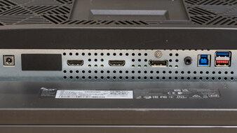 Acer Predator X25 bmiiprzx Inputs 1