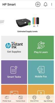HP ENVY 5055 App Printscreen