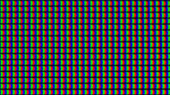 Sony X850D Pixels Picture