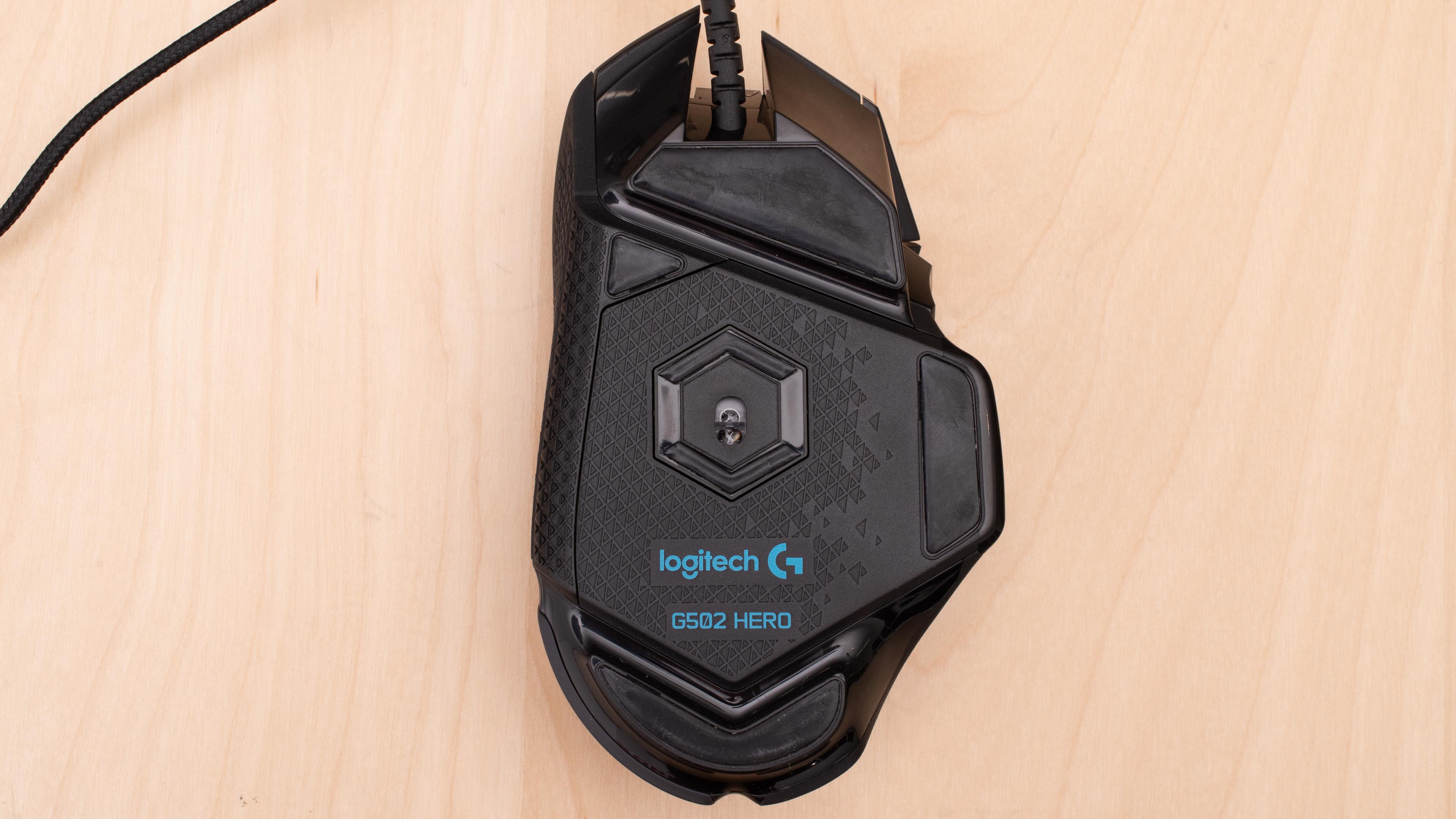 Logitech G502 Hero Review Rtings Com