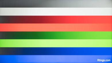 Sony X690E Gradient Picture