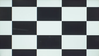 MSI Optix MAG161V Checkerboard Picture