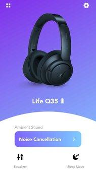 Anker Soundcore Life Q35 Wireless App Picture