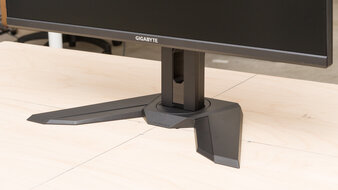 Gigabyte M32Q Stand Picture