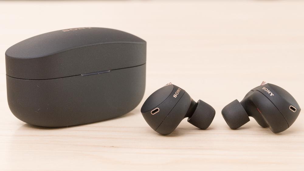 Sony WF-1000XM4 Truly Wireless Picture