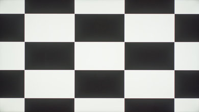 Sony X900E Checkerboard Picture