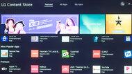 LG NANO90 2020 Apps Picture