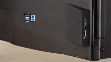 Acer Predator X27 Inputs 2