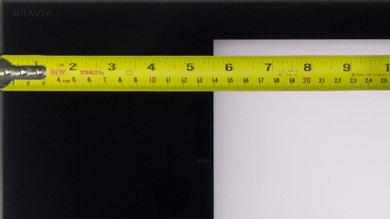 Sony X930C Borders Picture