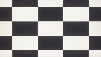 Gigabyte M27Q Checkerboard Picture