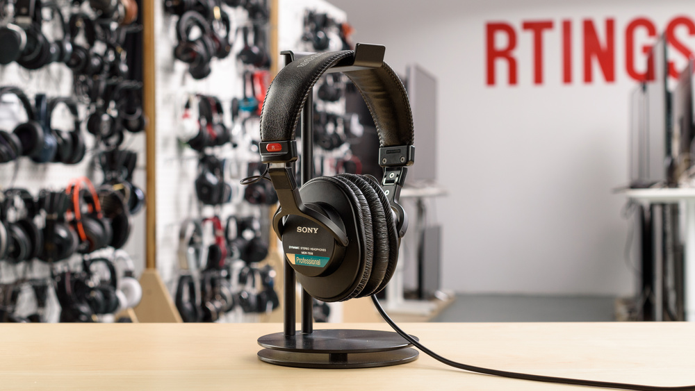 Sony MDR-7506 Design Picture