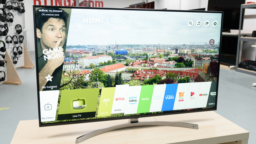 LG SK8000 Design Picture