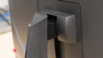 MSI Optix G27C6 Ergonomics Picture