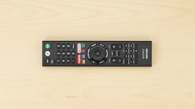 Sony X850E Remote Picture