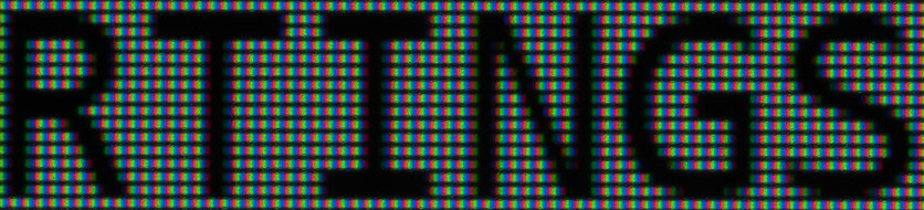 Dell UltraSharp U2720Q ClearType On
