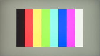 ASUS ROG Strix XG27UQ Color Bleed Vertical