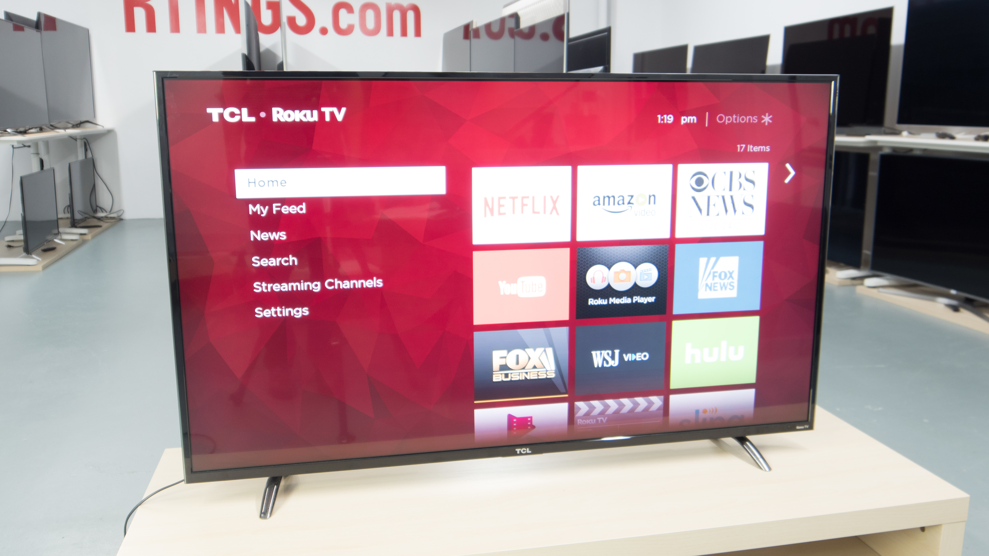 TCL P Series 2017 P607 Review 55P607