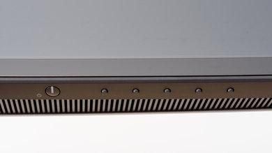 Dell U4919DW Controls picture