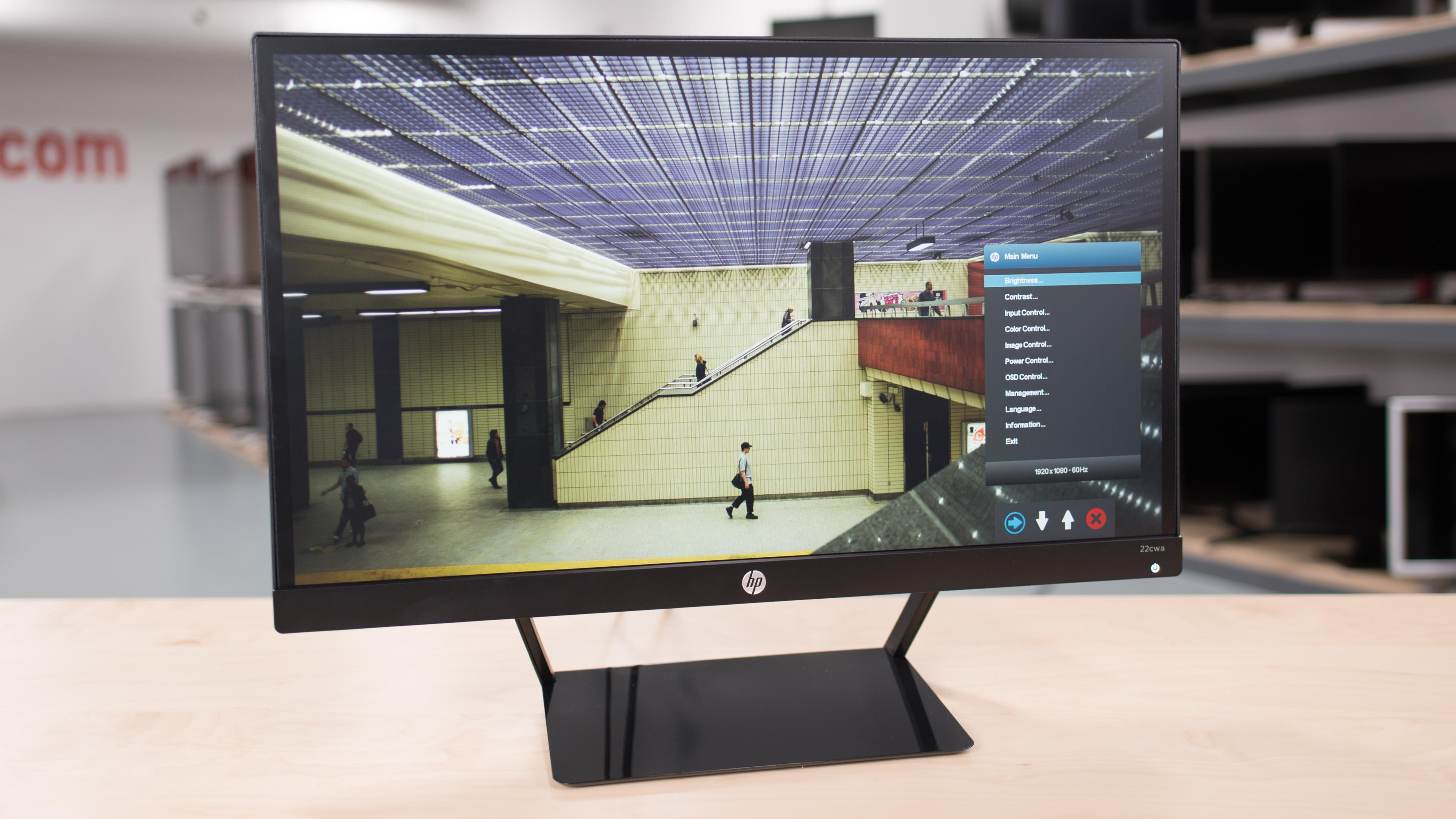 HP Pavilion 22CWA Review - RTINGS com