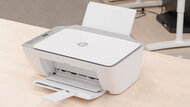 HP DeskJet 2755 Build Quality Close Up