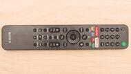 Sony X900H Remote Picture