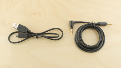 Sony MDR-1000X Cable Picture