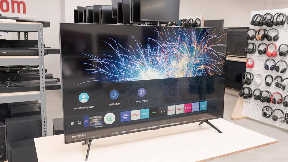 Samsung TU8000 Picture