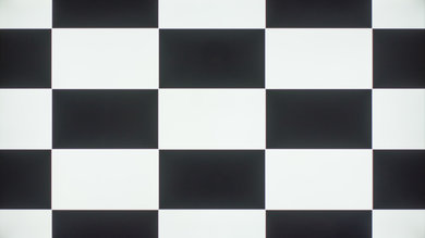 Samsung MU6100 Checkerboard Picture