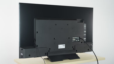 Sony X850D Back Picture