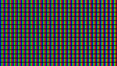 Sony X800D Pixels Picture
