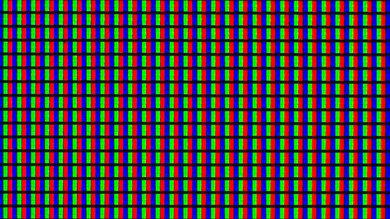 Samsung KS9000 Pixels Picture
