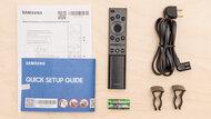 Samsung AU8000 In The Box Picture