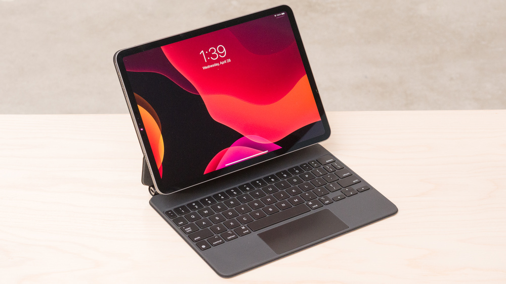 Apple Magic Keyboard for iPad 2021 Picture