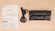 HP LaserJet Enterprise M507dn In the Box Picture