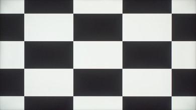 Hisense H8C Checkerboard Picture