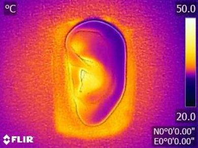 Sennheiser HD1 In-Ear / Momentum In-Ear Breathability After Picture