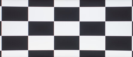 LG 34GN850-B Checkerboard Picture
