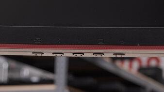 AOC CQ32G1 Controls Picture