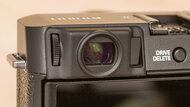 Fujifilm X-E4 EVF Menu Picture
