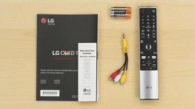 LG E7 OLED In The Box Picture