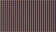 Sony X750D Pixels Picture