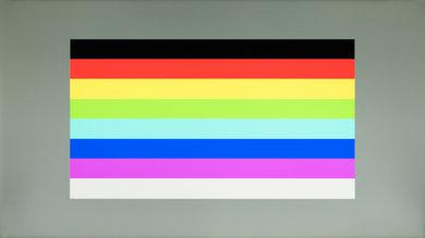 AOC AGON AG271QX Color bleed horizontal