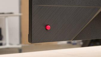 MSI Optix G272 Controls Picture